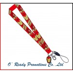 Iron Man Lanyard Necklace
