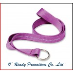 "Plan Ahead & Save - 5/8"" Polyester Lanyard"