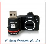 Custom Camera Shape USB Flash Drive