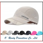 Fast Dry Sports Mesh Baseball Cap