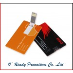 Custom 8gb Credit Card USB Flash Drive