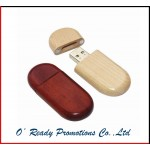 Custom Wood USB Flash Drive